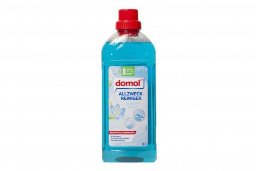 Domol általános tisztítószer tavaszi frissesség 1 L (all purpose cleaner, spring fresh)