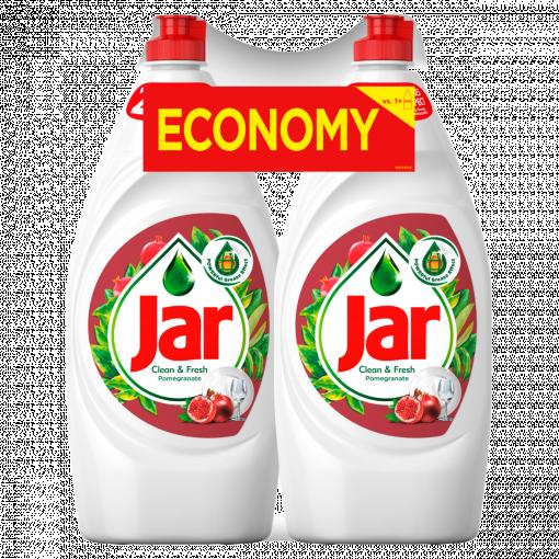 Jar Pomegranate Mosogatószer, 2×900 ml