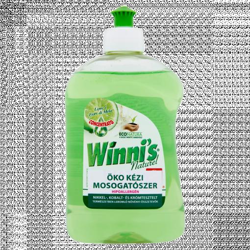 Winni's Naturel Lime öko kézi mosogatószer 500 ml (Washing Up Liquid)